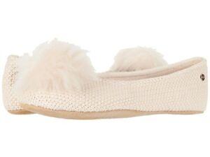 be9360e34aa Details about UGG Women's Andi Slipper Cream 7 M US