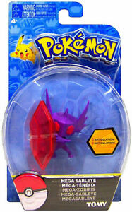 TOMY Pokemon Mega Sableye  Figure New Rare