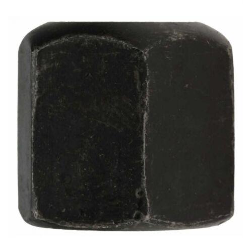 Höhe 1.5 d 25x DIN 6330 Sechskantmuttern M 12 Stahl Klasse 10 bla hohe Form