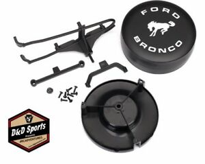 Traxxas-8074-Spare-Tire-Mount-Mounting-Bracket-Tire-Cover-TRX-4-Ford-Bronco