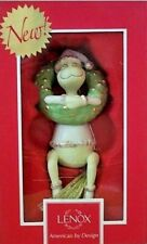 LENOX 2013  DISNEY/'S PEPPERMINTS FROM POOH CHRISTMAS ORNAMENT  NIB MSRP $60.00