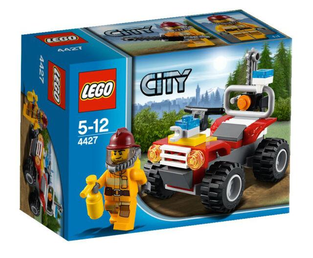 Lego City Fire Atv 4427 For Sale Online Ebay