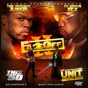 discount the cheapest the latest Details about 50 Cent & Lloyd Banks - Face Off 2
