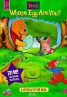 Motion Picture Book: Winnie the Pooh, Whose Egg Are You? (1995, Paperback)