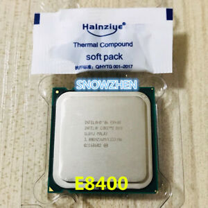 Intel-Core-2-Duo-E8400-CPU-3-0-GHz-6MB-1333MHz-Dual-Core-775-Socket-T-Processor