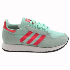 Details about Adidas Damen Sneaker Forest Grove CleMinActPnkCWhite CG6124