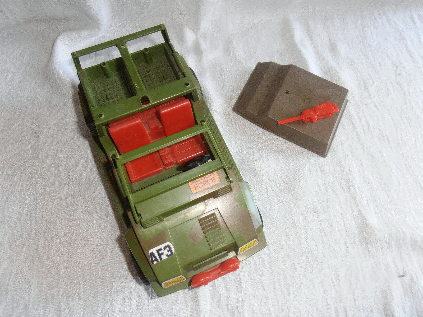 Action Force AF3 Special Patrol Vehicle - PALITOY 1981  RARE