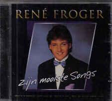 Rene Froger-Zijn Mooiste Songs cd album