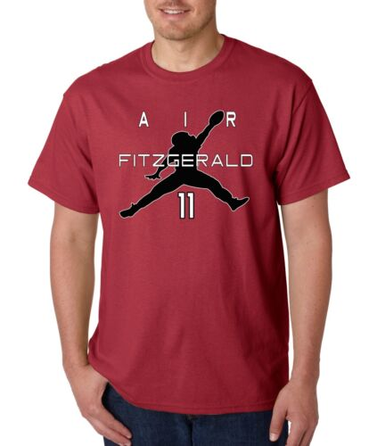 "Larry Fitzgerald Arizona Cardinals /""Air Fitzgerald/"" T-shirt  S-5XL"