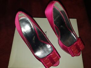 Fuschia Pink Kurt Shoes Geiger Carvela aYqtx1wAaE