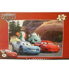 Disney Cars-Fiat & Ferrari 35 Piezas Puzzle