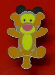 Small-Used-Disney-Enamel-Pin-Badge-Tigger-Character-Winnie-The-Pooh-Bear