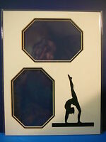 Gymnastics Custom Photo Frame Mat