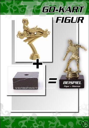 Figur st-34340 Serie Go-Kart mit Gravur günstig kaufen 16 cm Pokal