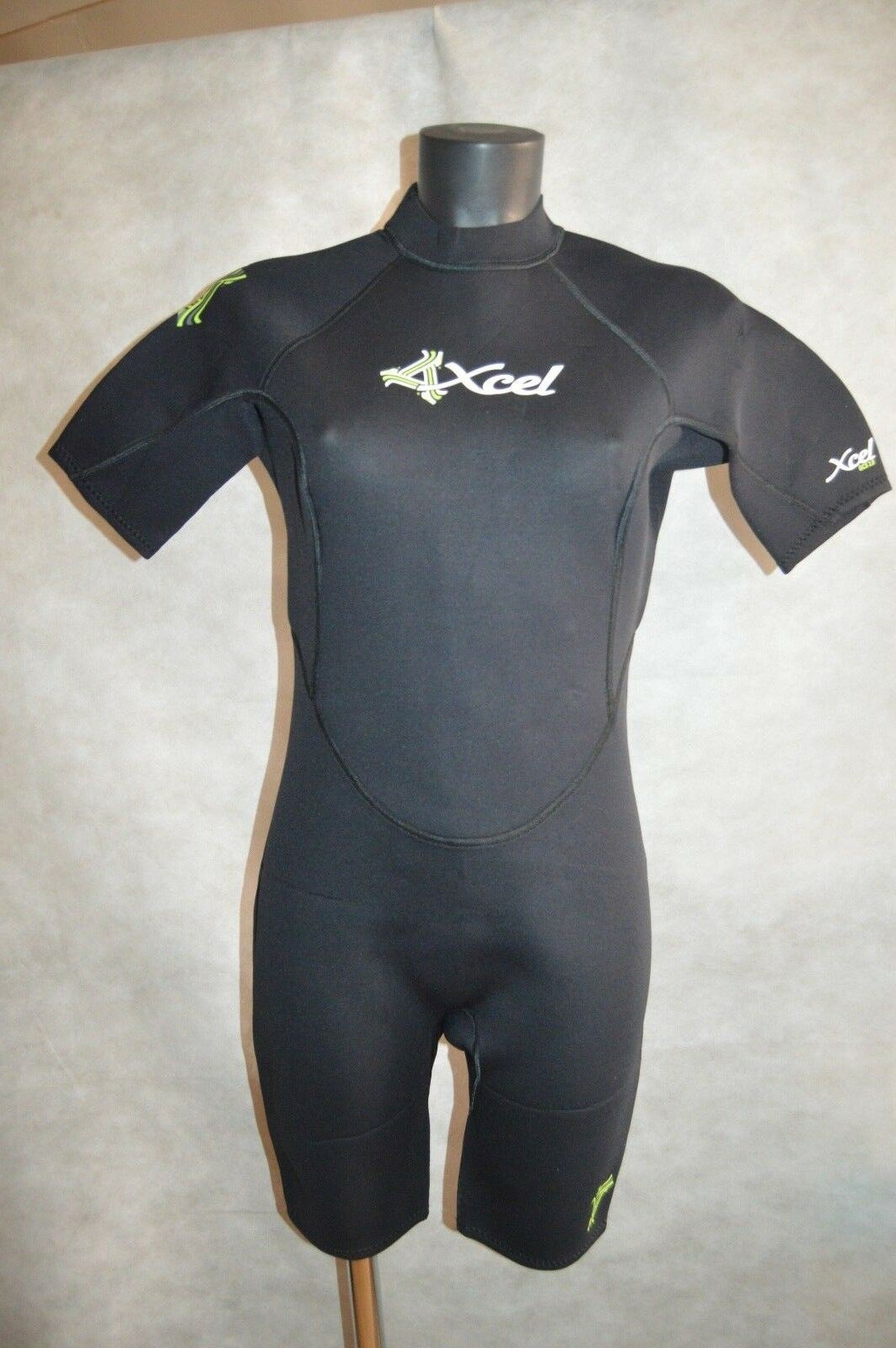 Wetsuit Shorty Neoprene 2.0 Xcel XL 12 Wetsuit Surf Windsurf New Shorts