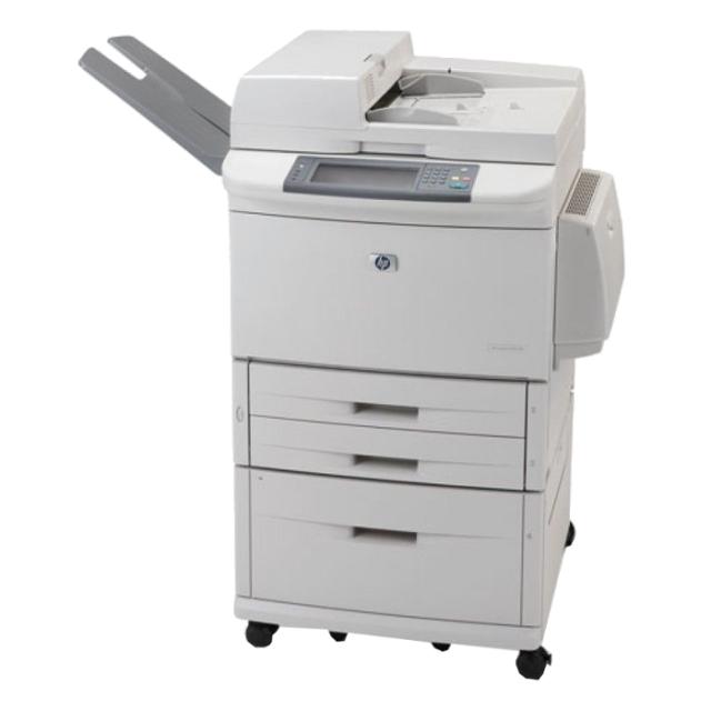 HP LaserJet 9000MFP C8523A A3 Schwarz/Weiß Multifunktion Duplex Scan-to-Mail