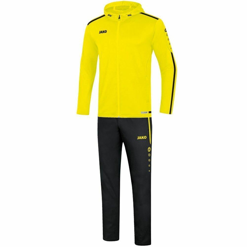 Jako fútbol presentación traje Striker 2.0 con capucha señores amarillo negro