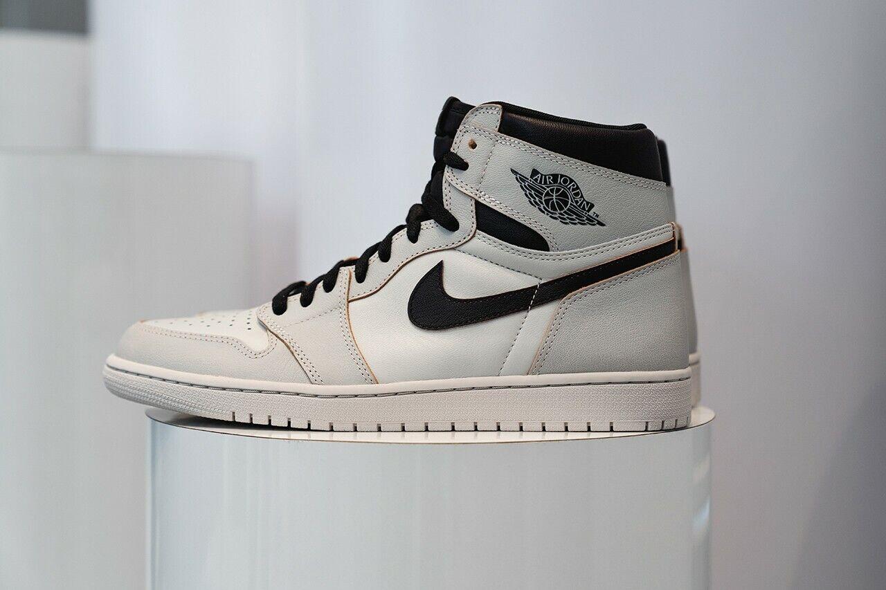 Nike SB Jordan 1 Retro Alta Original Air Defiant NYC Paris 8-13 Luz hueso CD6578-006