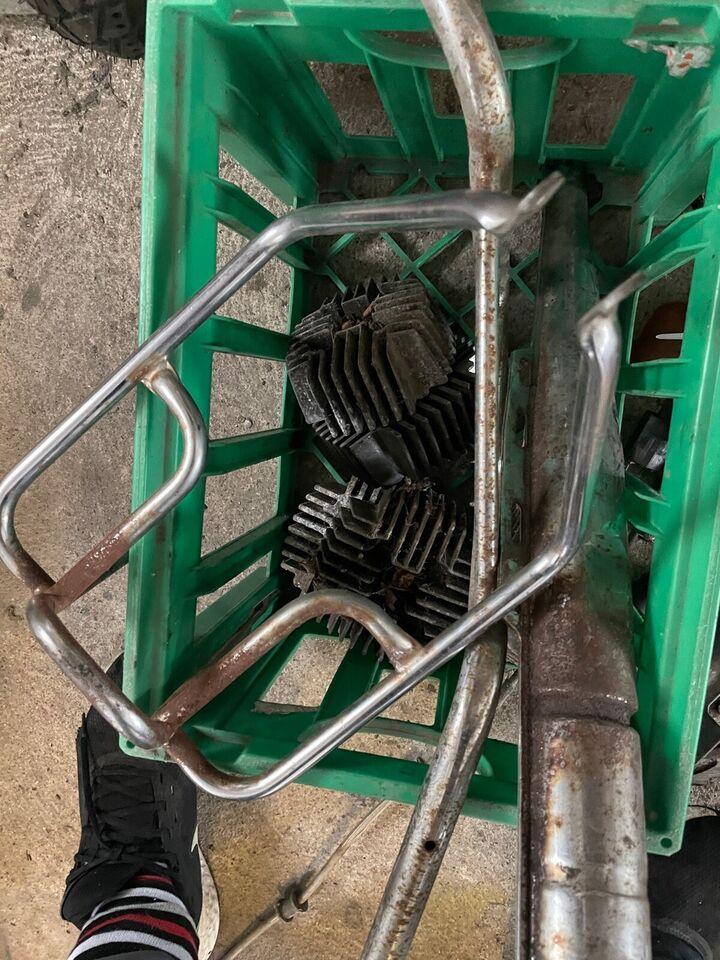 Puch maxi p/k/kl og 2 gearet