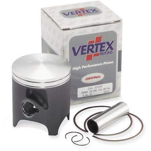 Vertex Piston Kit 23628B (103cc Big Bore) - 5.00mm Oversize to 52.45mm (s#33-2k)