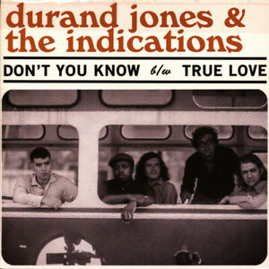 Durand-Jones-amp-The-Indications-DON-039-T-YOU-KNOW-New-Sealed-Colored-Vinyl-7-034-Single