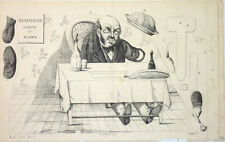 Moveable - Ausschneidebogen - 1858 - ähnlich Meggendorfer