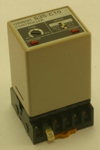 S3S-C10  für alle Arten von Sensoren Controller der Fa Omron