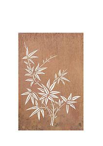 Bamboo-Garden-wall-art-Panel-two-Australian-Made