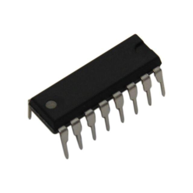 3x CD74HCT4053E IC digital demultiplexer/multiplexer Channels2 DIP16