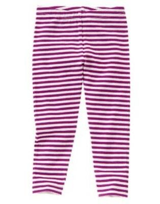 GYMBOREE BUNDLED /& BRIGHT WHITE w// PINK HEARTS A//O LEGGINGS 6 12 18 24 2T 3T NWT