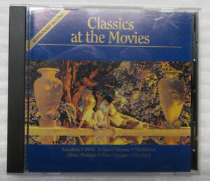 Details about Classics At The Movies (CD) Classical Heritage CH1211D VGUC