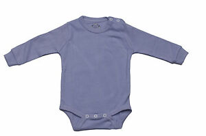 BABY-BODYSUIT-FULL-SLEEVES-0-24m-SHOULDER-POPPERS-100-COTTON-LILAC