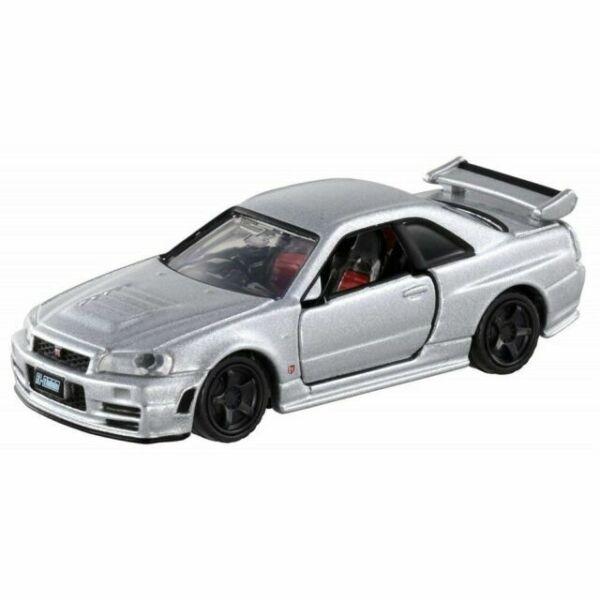 Takara Tomy Tomica Premium 01 Nissan Skyline NISMO R34 GT-R Z-tune 1//62 Bubble