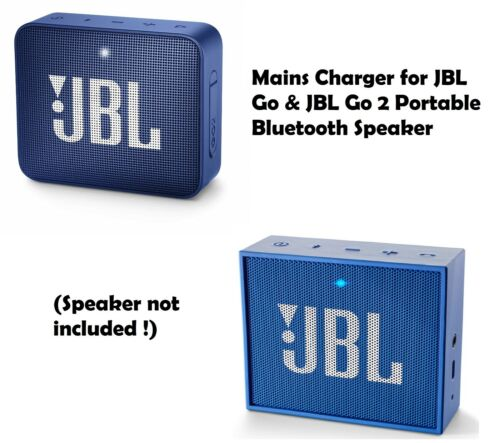 USB Charger Cable for JBL Go /& JBL Go 2 Bluetooth Speaker Charging Lead m