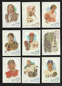 2015 Topps Allen et Ginter Ménagerie Of The Mind #Mm-4 Phoenix