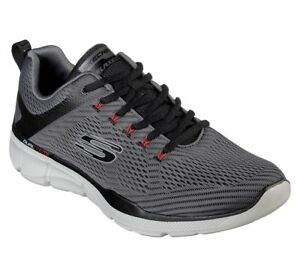 52927 Eww Charcoal Comfort Train Extra Mens Mesh Memory Skechers Shoes Wide Foam thCxBsQdor