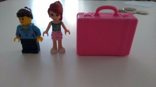Utensil Travel Luggage NEW Lego suitcase LARGE Dark Pink