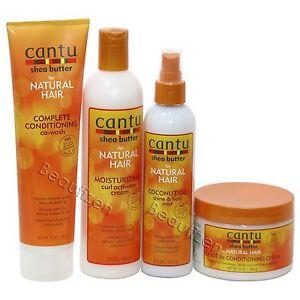 Natural Black Hair Curl Activator