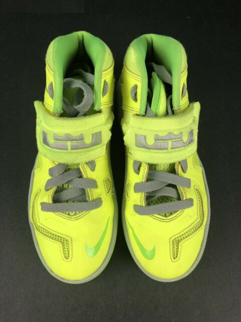 sports shoes c40a4 5349f Nike Lebron Soldier 7 VII Youth Y1.5 GS Basketball Shoes