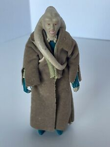 🔥 1983 Kenner Star Wars Vintage ROTJ 🔥 BIB FORTUNA ACTION FIGURE 🔥