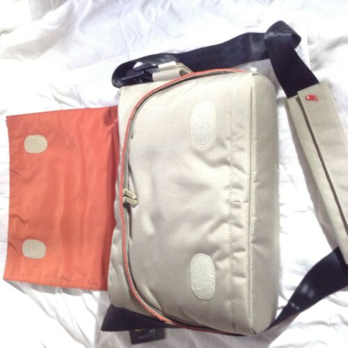 de17898c355c 5 of 9 Funky laptop messenger bag iMac Microsoft Samsung designed in  Belgium bnwt