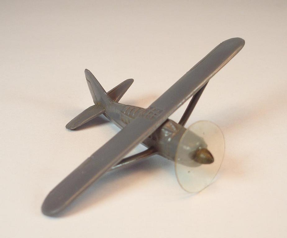 Wiking Flugzeug 1 200 USA 21 Owl grün-grau 40er Jahre sehr rar  118