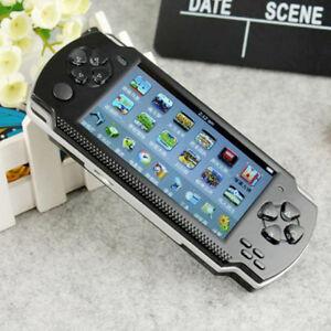X6-8G-32Bit-4-3PSP-Portable-Handheld-Game-Console-Player10000Games-Mp4-Camer-RVR