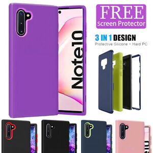 For-Samsung-Galaxy-Note-10-Plus-Note-10-Case-360-Shockproof-Protective-Cover