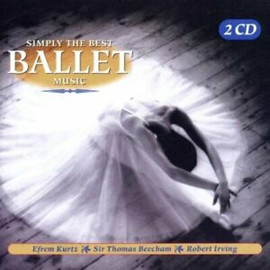 Various-Artists-Simply-the-Best-of-Ballet-CD-1998