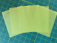 3m Diamond Mylar Lapping Film 1 Micron 5 Sheets