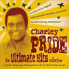 The Ultimate Hits Collection by Charley Pride (CD, Jan-2009, 2 Discs, Music City)