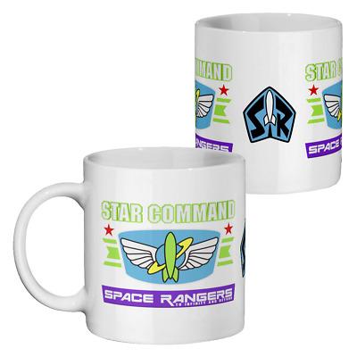 Buzz Coffee Buzz Lightyear inspired Starbucks 11oz ceramic mug