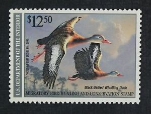 CKStamps-US-Federal-Duck-Stamps-Collection-Scott-RW57-12-50-Mint-NH-OG