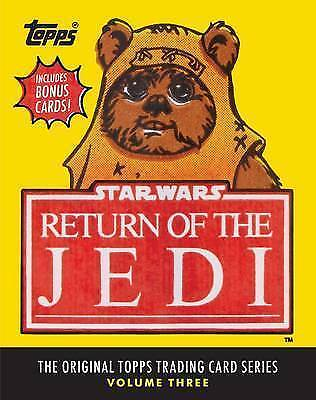 1 of 1 - Star Wars Return of the Jedi The Original Topps Trading Card Series Vol 3